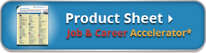 Download product sheet for Job and Career Accelerator